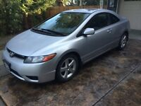 2008 Honda Civic Coupe (2 door) excellent condition!