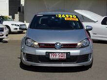 2012 Volkswagen Golf VI MY12.5 GTI DSG Silver 6 Speed Sports Automatic Dual Clutch Hatchback Garbutt Townsville City Preview