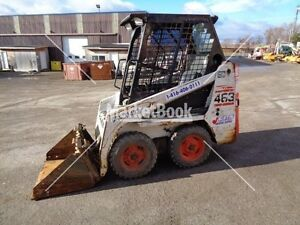 2009 Bobcat 463 Skid Steer