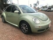 2007 Volkswagen Beetle 9C MY2007 Miami Coupe Green 4 Speed Automatic Liftback Durack Palmerston Area Preview