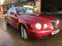 Jaguar, S-TYPE, Saloon, 2006, Other, 2720 (cc), 4 doors