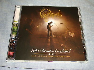 Opeth The Devil's Orchard promo cd