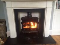 Hunter Herald 8 Wood Burning Stove Woodburner