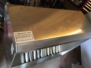 Stainless Steel Commercial Hood and System For Restaurant Kitchener / Waterloo Kitchener Area image 1