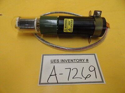 Hamamatsu R446 Photomultiplier Tube With C956-04 Power Socket Used Working