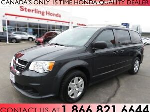 2012 Dodge Grand Caravan SE/SXT | STOW N' GO SEATS | 1 OWNER