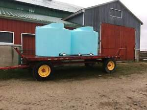 Plastic Agri an water tanks