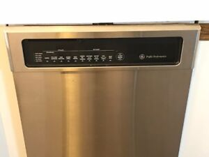 Stainless Steel  GE Dishwasher for sale