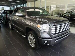 2015 Toyota Tundra Platinum, Alberta Vehicle