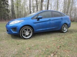 2011 Ford Fiesta S. S