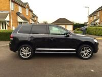 VW Touareg 2007 (57) - 3.0 V6 Altitude - in need of TLC - Spares / Repairs / Export