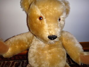 Antique American Teddy Bear c.1940-1950 West Island Greater Montréal image 2