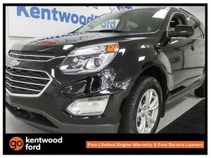 2016 Chevrolet Equinox 1LT AWD, tons of space and power drivers