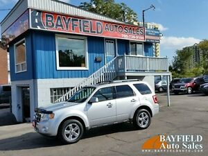 2011 Ford Escape Limited 4WD **Leather/Sunroof/Heated Seats**