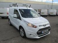 Ford Transit Connect 200 L1 1.6 Tdci 115Ps Limited Van DIESEL MANUAL (2015)