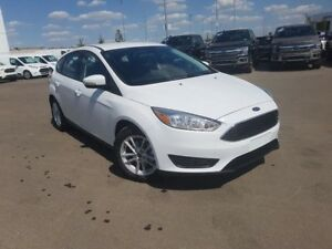 2018 Ford Focus SE-2.0L Engine,Hatch back,Winter Package,Reverse