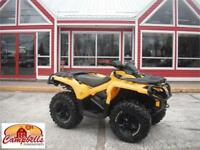 2015 CAN AM OUTLANDER XT 650 Moncton New Brunswick Preview