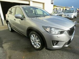2012 Mazda CX-5 Grand Tourer (4x4) Grey 6 Speed Automatic Wagon Werribee Wyndham Area Preview