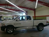2011 Dodge Ram 1500 4x4 Sport With Leather Sunroof Nav