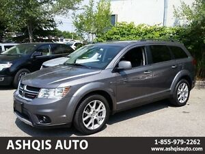 2013 Dodge Journey R/T Leather Seat AWD