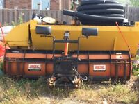 9' V Snow Plow with hand held control