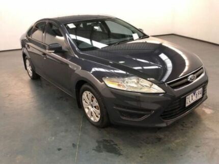 2012 Ford Mondeo MC LX Tdci Midnight Sky 6 Speed Direct Shift Hatchback Albion Brimbank Area Preview