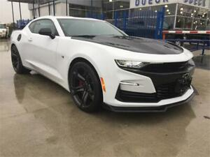 NEW 2019 Chevrolet Camaro SS 1LE 6-SPEED MANUAL COUPE WHITE