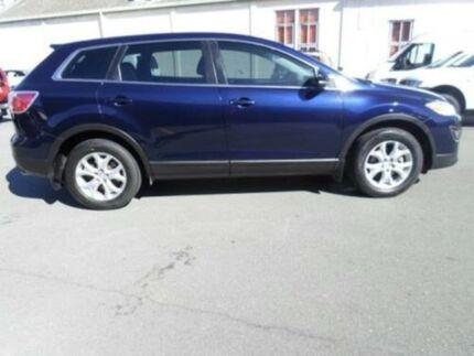 2012 Mazda CX-9 10 Upgrade Classic (FWD) Blue 6 Speed Auto Activematic Wagon Southport Gold Coast City Preview