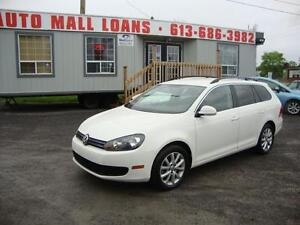 2014 Volkswagen Golf Wagon **** Pay Only $64 Weekly OAC ***