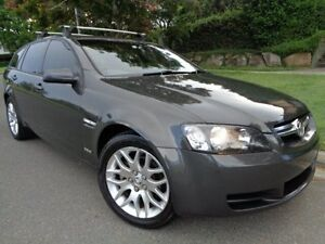 2010 Holden Commodore VE II International Grey Metallic 6 Speed Automatic Sportswagon Chermside Brisbane North East Preview