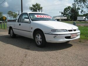 1998 Holden Ute VY S White 3 Speed Automatic Utility Holtze Litchfield Area Preview