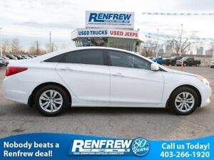 2013 Hyundai Sonata 2.4L GL, Heated Seats, Bluetooth, Air Condit