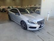2013 Mercedes-Benz A200 CDI W176 D-CT Silver 7 Speed Sports Automatic Dual Clutch Hatchback Wangara Wanneroo Area Preview