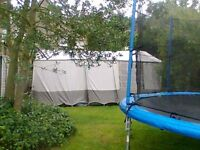 1987 Conway Camargue trailer tent