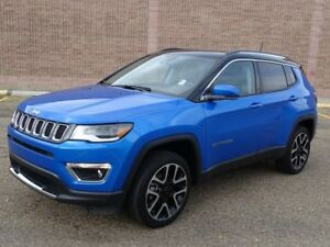 2018 Jeep Compass 4X4 LIMITED                   HEATED LEATHER I
