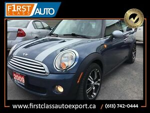 2009 MINI Cooper Clubman - NO ACCIDENTS! - DOUBLE SUN ROOF!