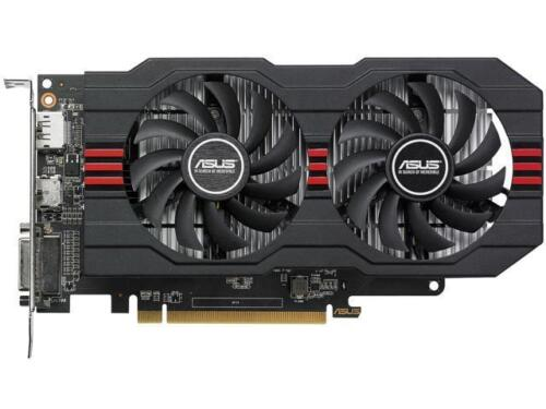 ASUS Radeon RX 560 4GB EVO OC Edition GDDR5 DP HDMI DVI AMD Graphics Card (RX560