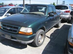 2000 Ford Ranger XLT RUNS AND DRIVES AS-IS DEAL 2 WD