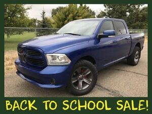2014 Dodge Ram 1500 Sport 4x4 **LEATHER-NAV-SUNROOF!!**