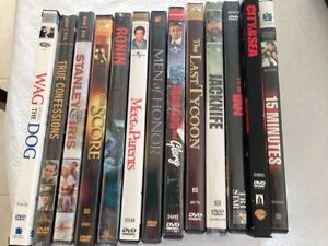 ROBERT DENIRO MOVIE DVD COLLECTION