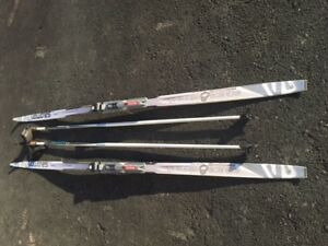 Salomon Skate Skis (Complete Package)