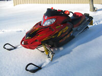 Arctic Cat F6 FireCat Long Track