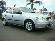 2005 Holden Astra TS MY05 Classic Equipe Silver 5 Speed Manual Hatchback Heatherton Kingston Area Preview