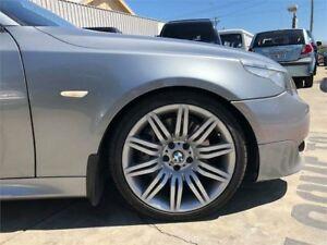 2007 BMW 540i E60 Grey Sports Automatic Sedan