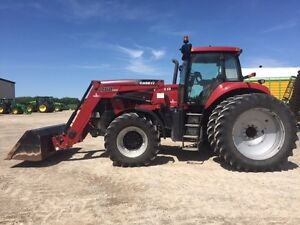 2011 Case IH Mag 180 Tractor