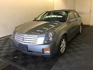 2007 Cadillac CTS LTHR SEATS HEATED SEATS SUNROOF FULLY LOADED