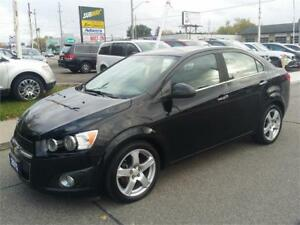 2012 Chevrolet Sonic LT,Good Condition,Drives Great,Only 133 km!