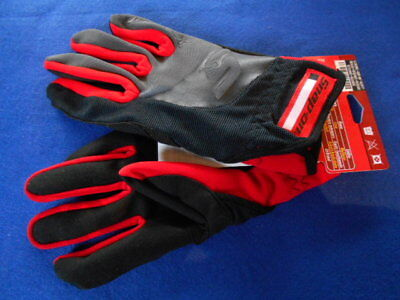Snap On Mechanics Fastfit Utility High Dexterity Glove300m Redblack Medium