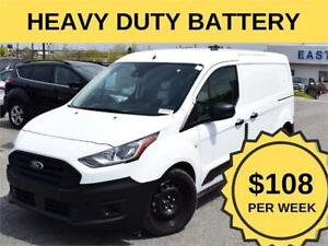 2019 Ford Transit Connect Van XL| $108/wk|Heavy Duty Battery|Cam