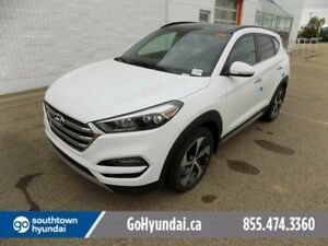 2017 Hyundai Tucson Limited 4dr All-wheel Drive
